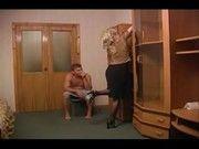 Русское порно: мама трахает сына